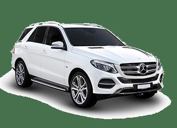 Mercedes-Benz GLE500e Plug-In Hybrid