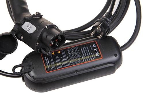 2-EV EVSE Type1 (max. 16A) Elektromos autó mobil töltőállomás